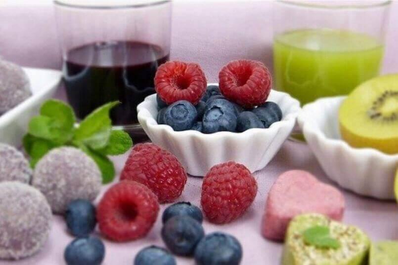 栄養素の役割