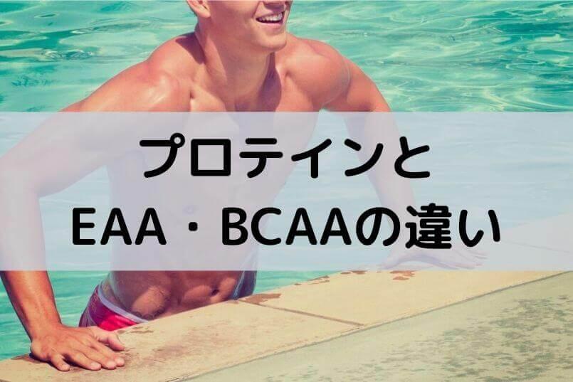 Bcaa 違い eaa