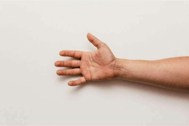 ハードゲイナーは手首で判別できる?