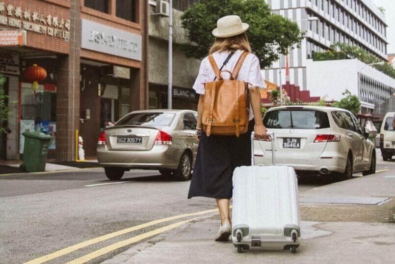 スーツケースをレンタルすべき理由